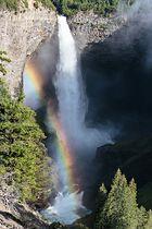 near the rainbow