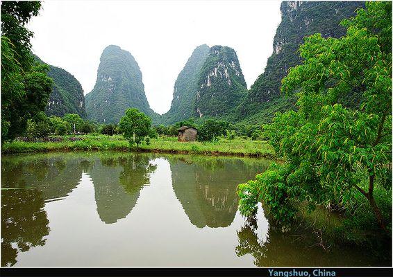 Near Yangshuo
