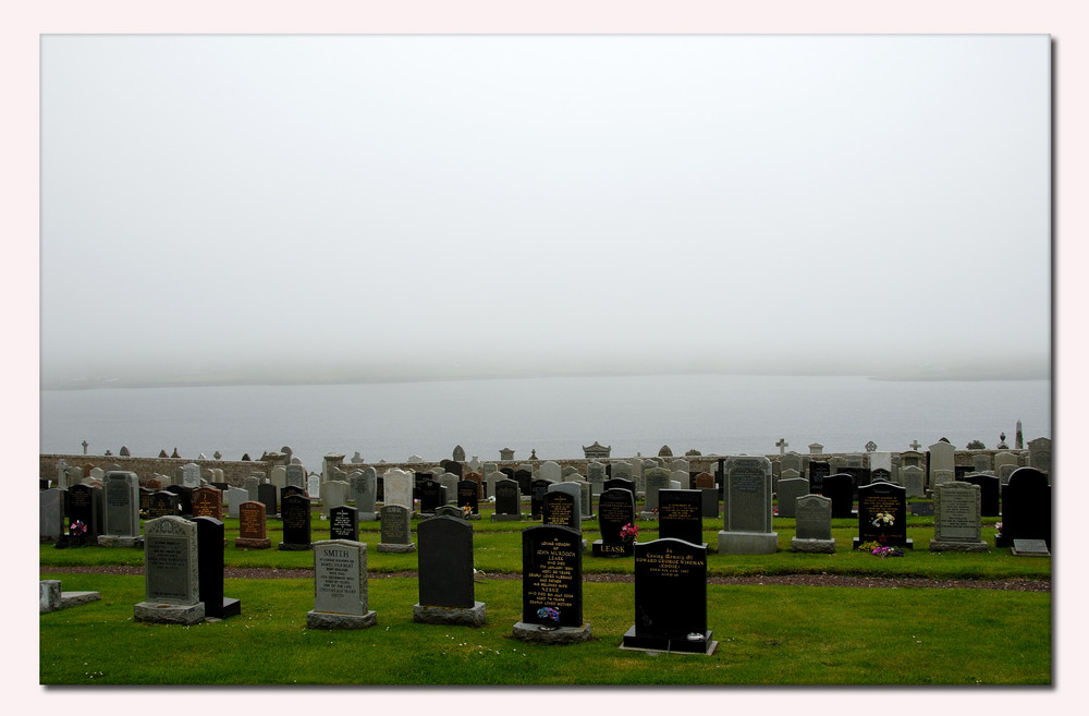 Nebbia, Mare, Morte.