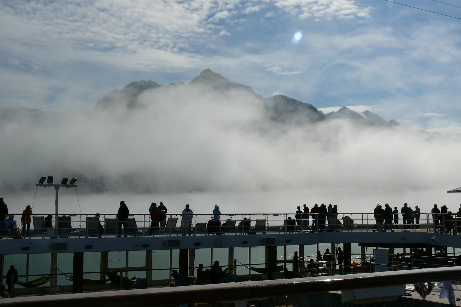 Nebel am Lilliehöökfjord II