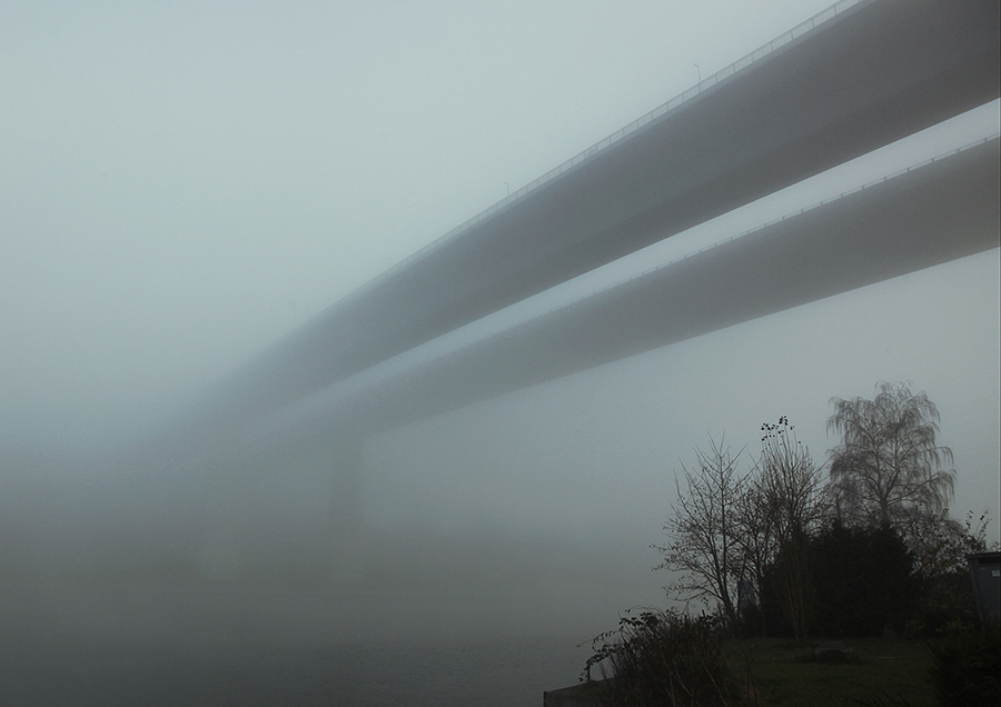 Nebel am NOK.....