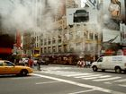 Nebel am Times Square