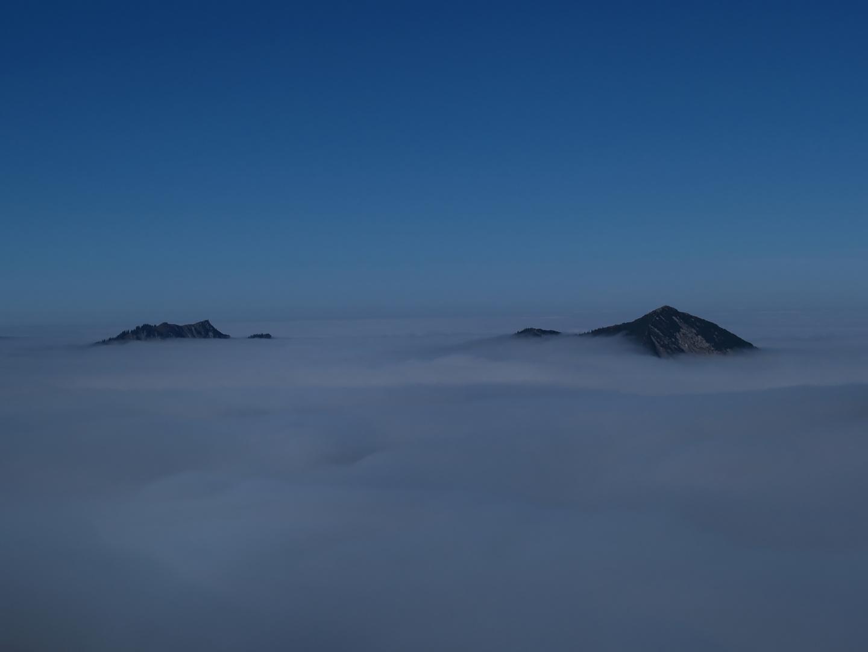 Nebel-Atoll