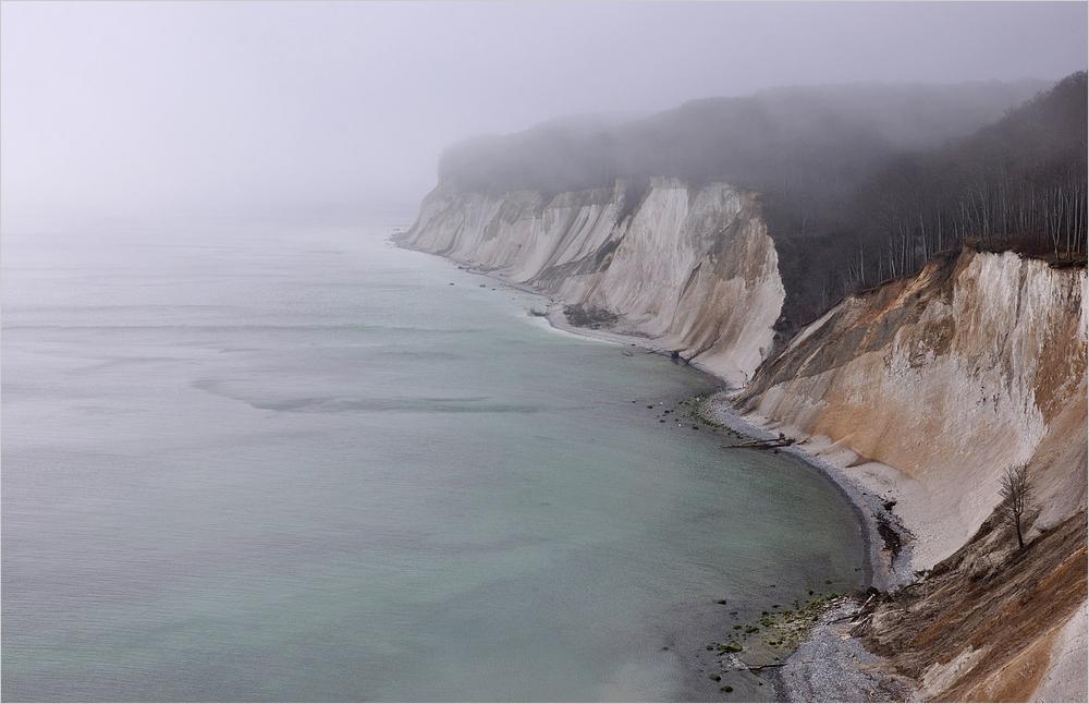 Nebel auf Rügen