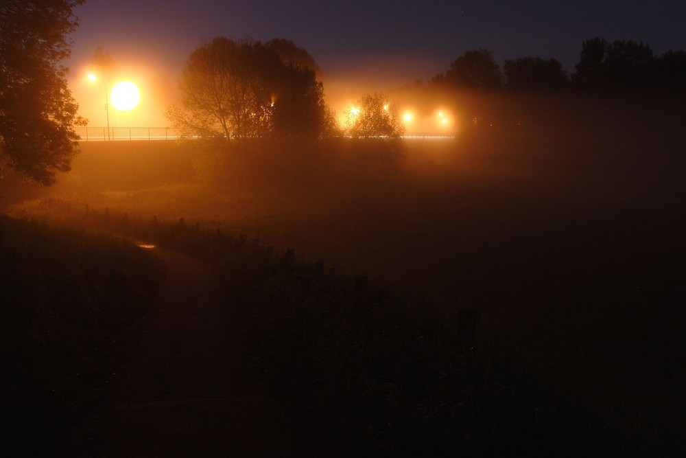 Nebel des Grauen ...