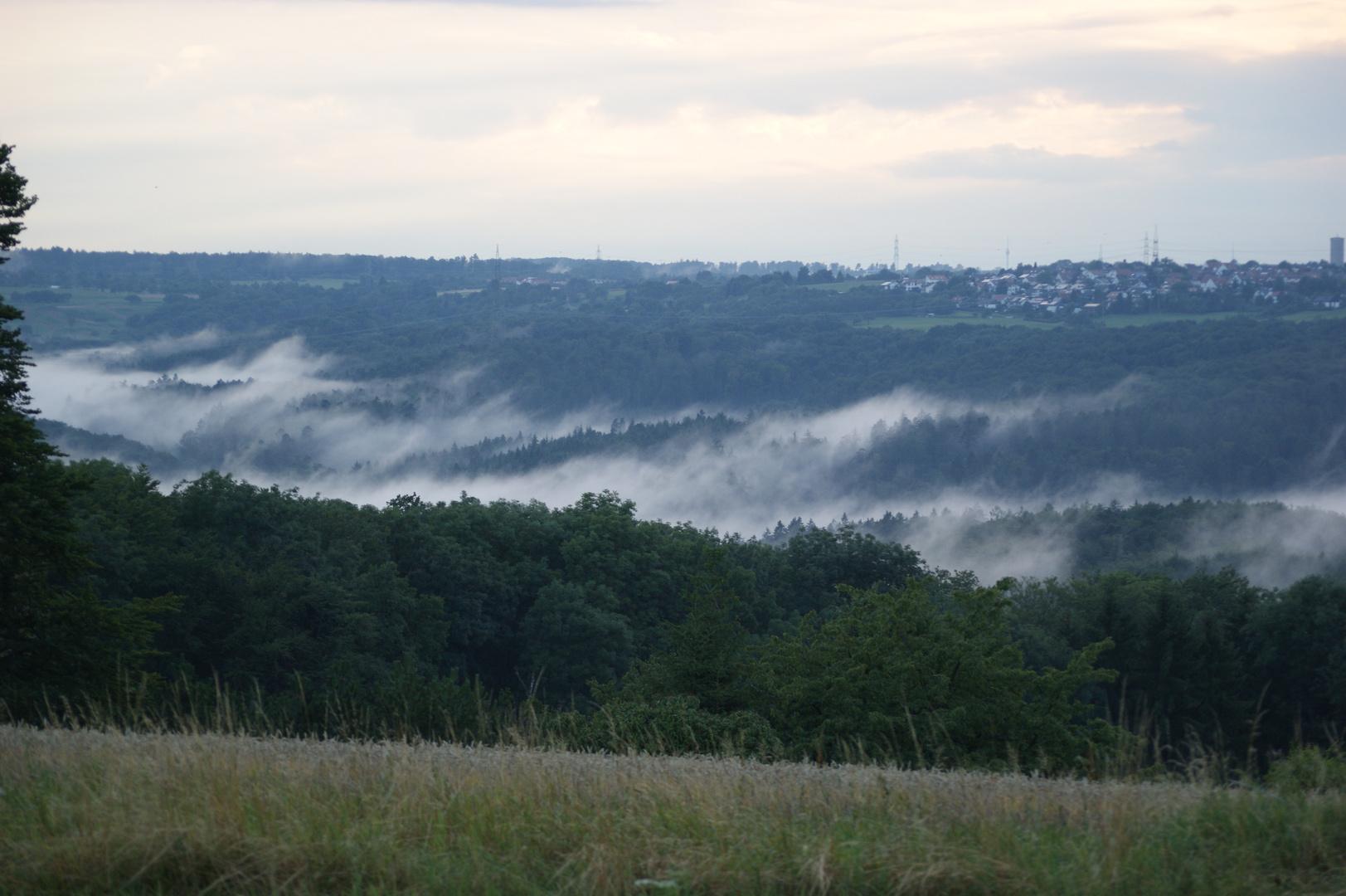 (Nebel des Grauens...)