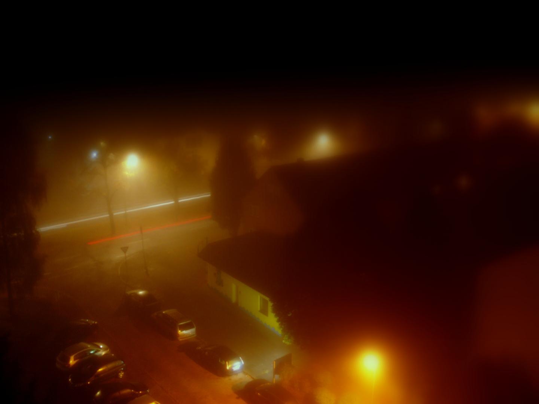 Nebel des Grauens`- NEIN - Geisterstunde in Neumünster