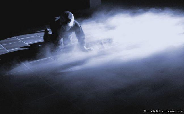 nebel fangen
