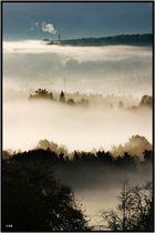 Nebel im Filstal