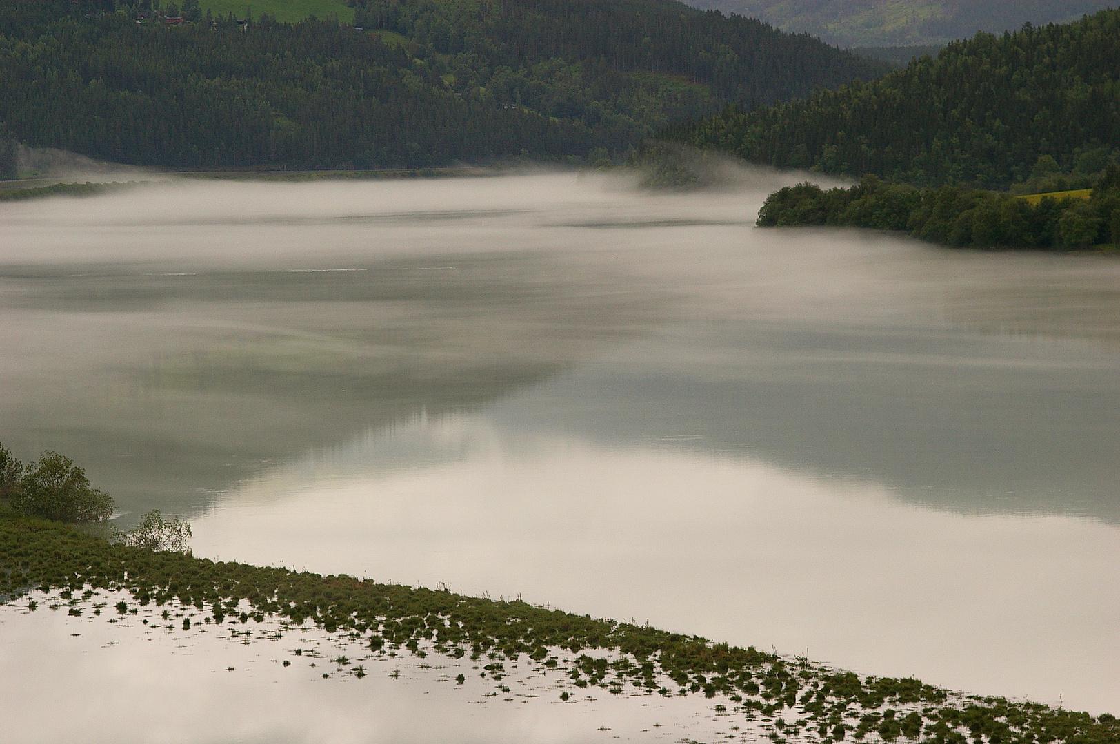 Nebel im Ottadalen II