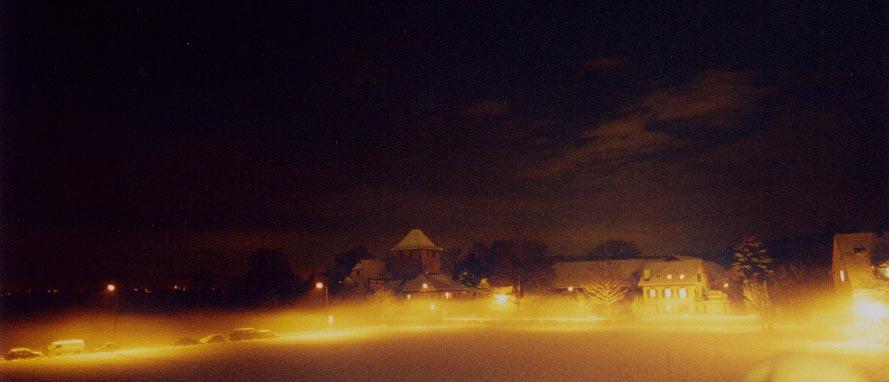 Nebel liegt (*neu*)