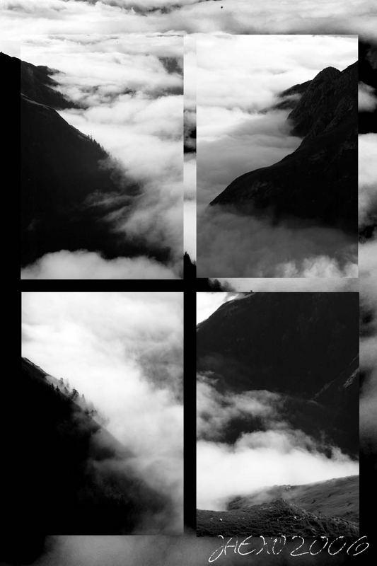 Nebel nach sieben