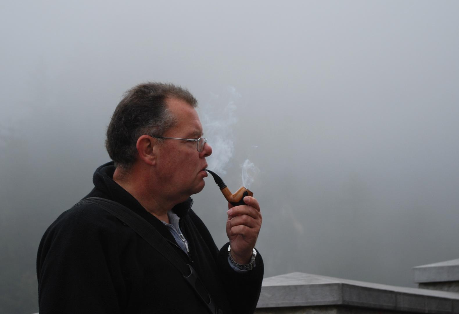 Nebel oder Rauch?