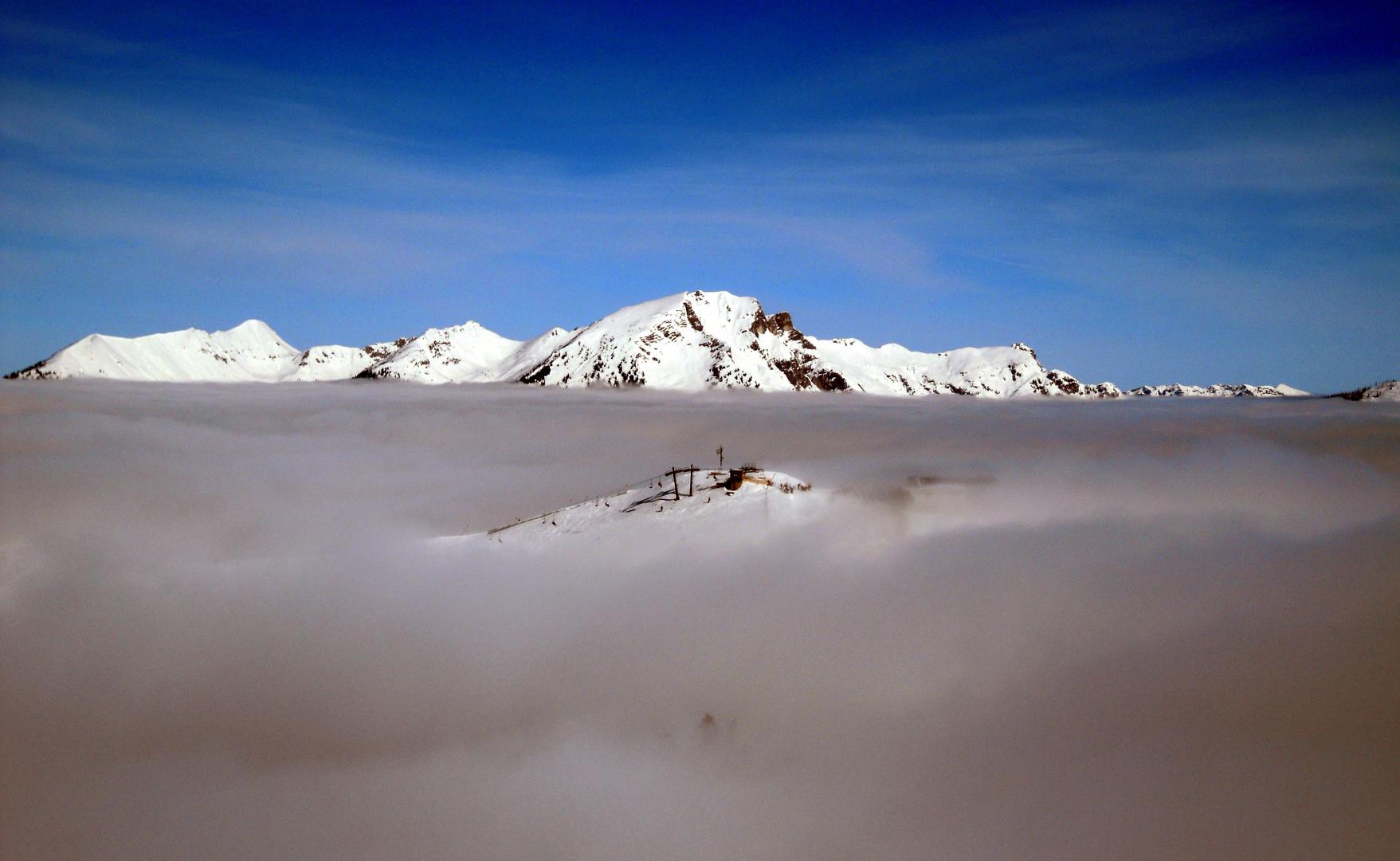 Nebel - Sonne..