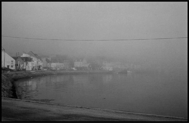 Nebel über Camaret