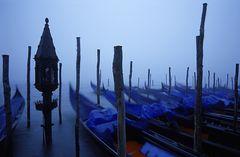 Nebel über der Lagune