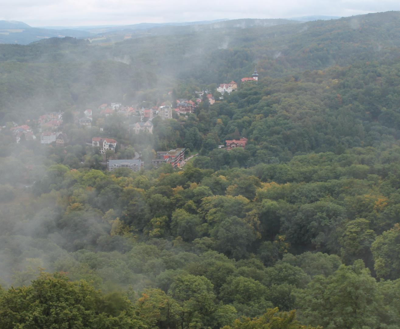 nebel über eisenach