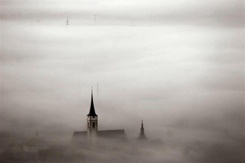 ...nebel über iphofen 2