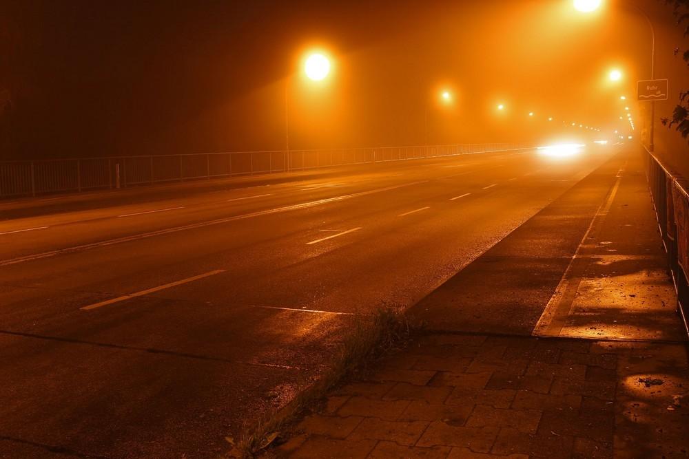 Nebel über Saarn