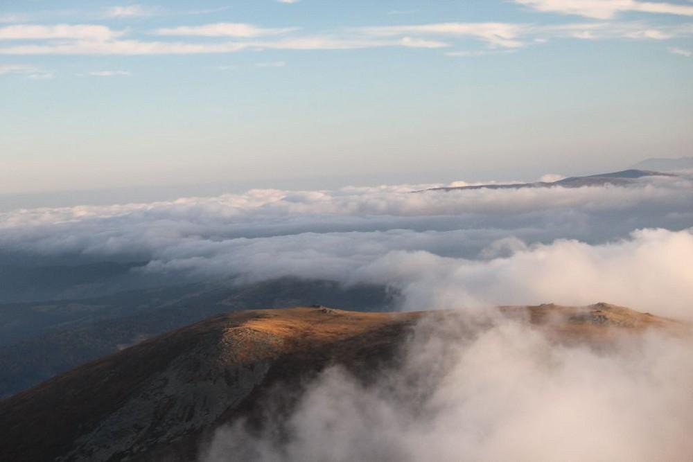 Nebel übern Fuchskogel