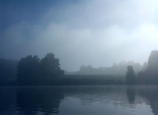 Nebel und Sonne 2