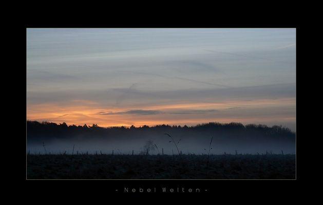 Nebel Welten, Auf dem Weg zur Arbeit