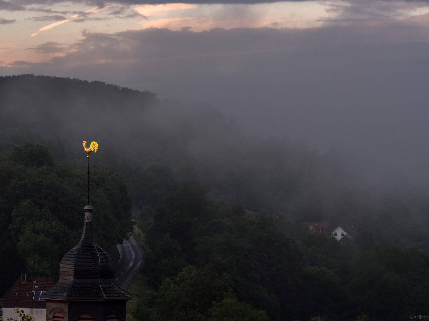 Nebel zieht auf 2