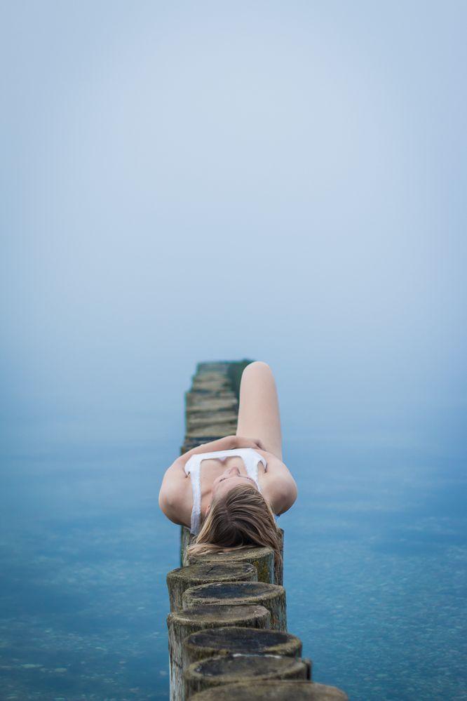 Nebel/Horizont