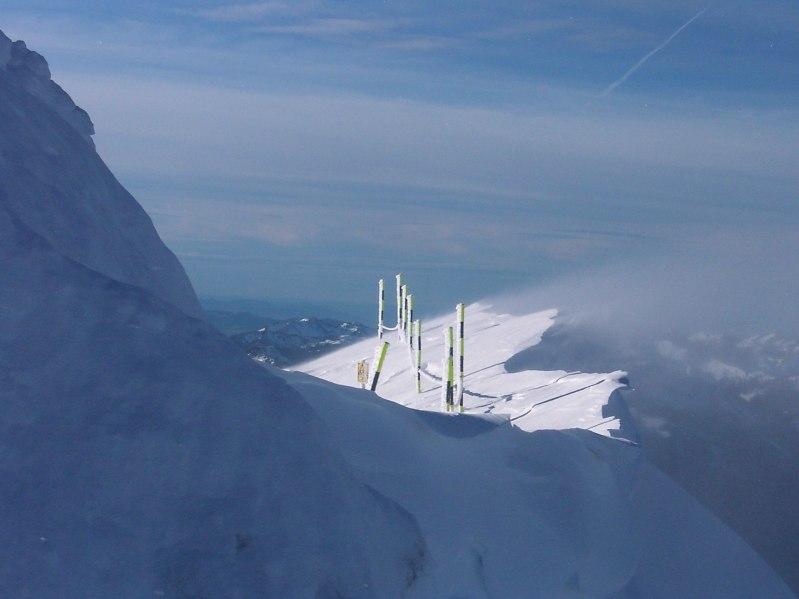 Nebelhorn bei Oberstdorf