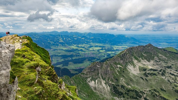 Nebelhorn...