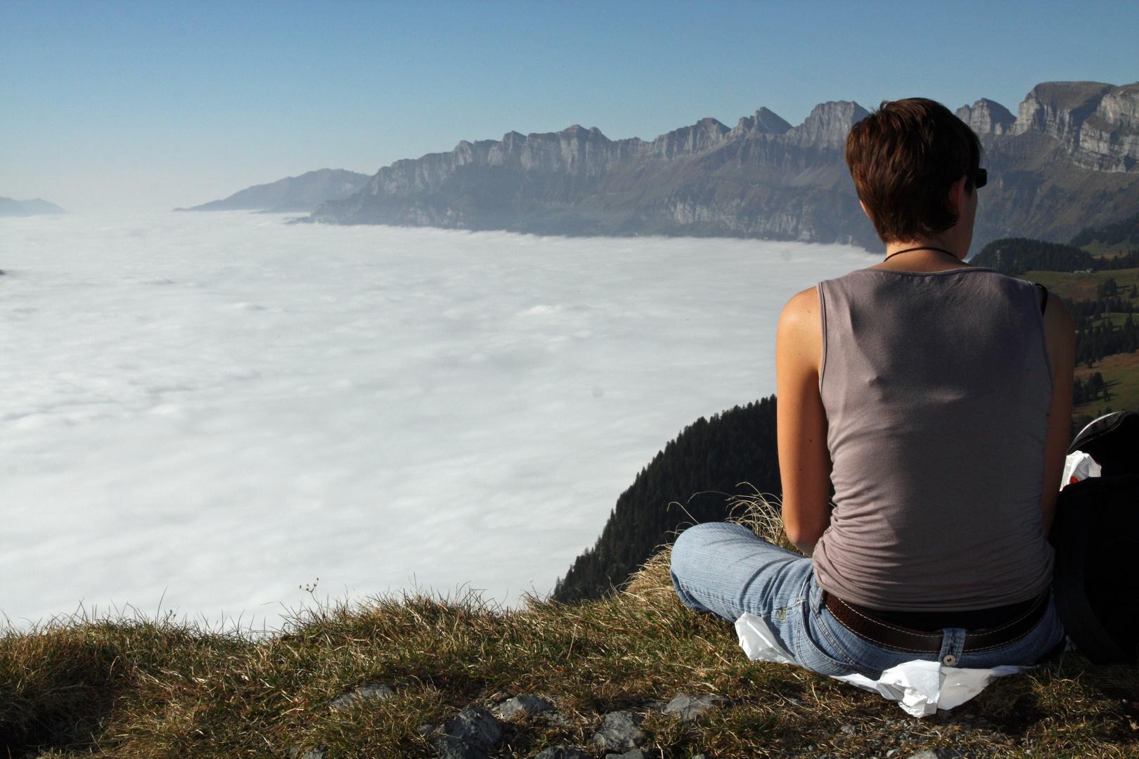 Nebelmeer3... Aussicht Grandios :-)