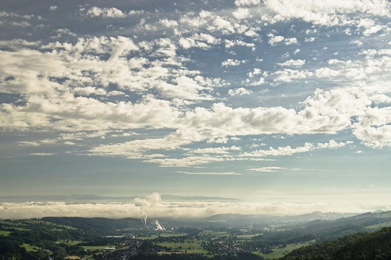 Nebelproduktionsstätte