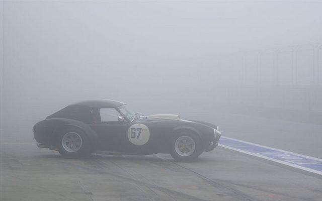 Nebelschwaden...