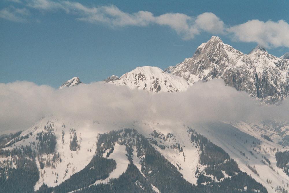 """Nebelschwaden oder """"Die Berge sind einfach zu hoch"""""""
