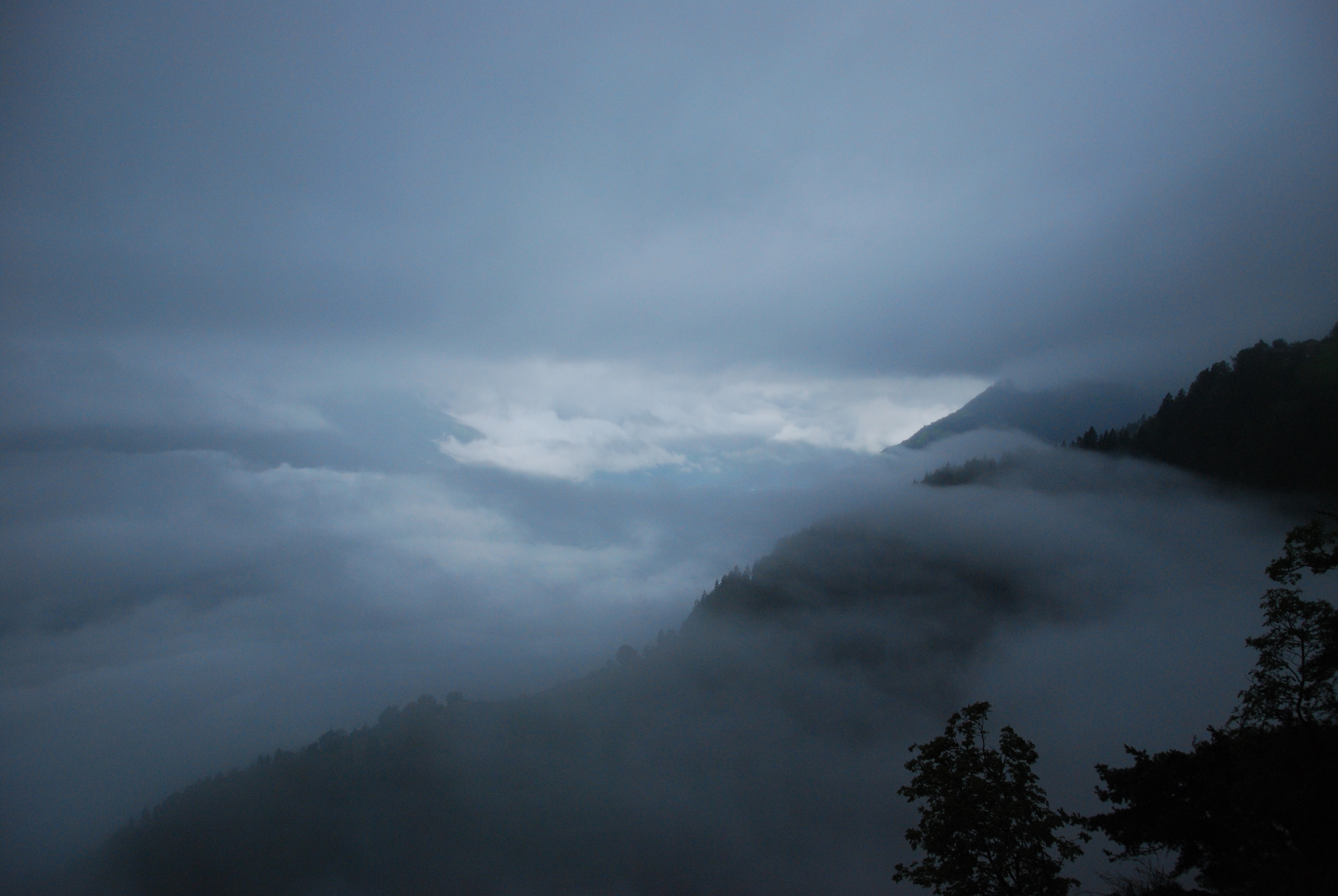 Nebelstimmung (2)