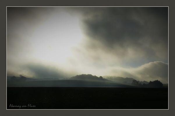 Nebelzauber Spätherbst