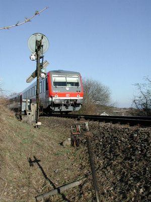 Nebenbahnromantik 2003