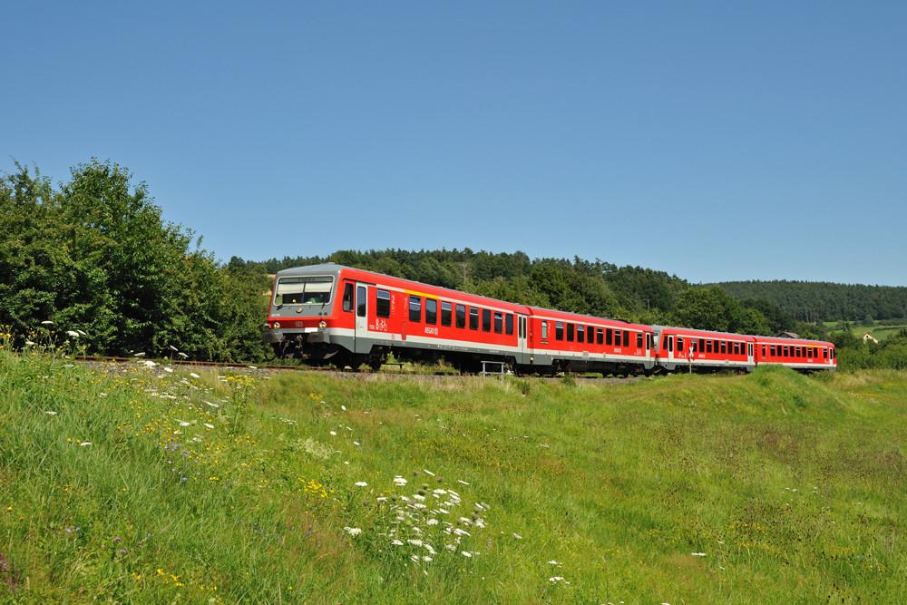 Nebenbahnromantik 2009