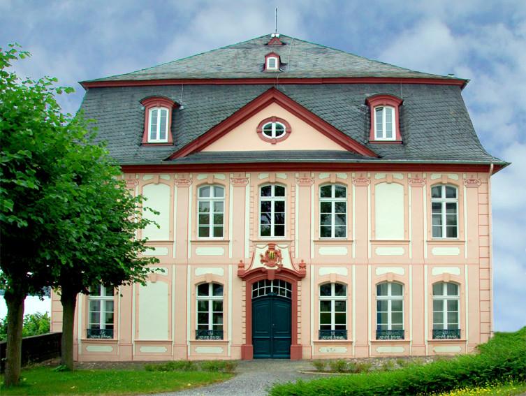 Nebengebäude Schloß Engers