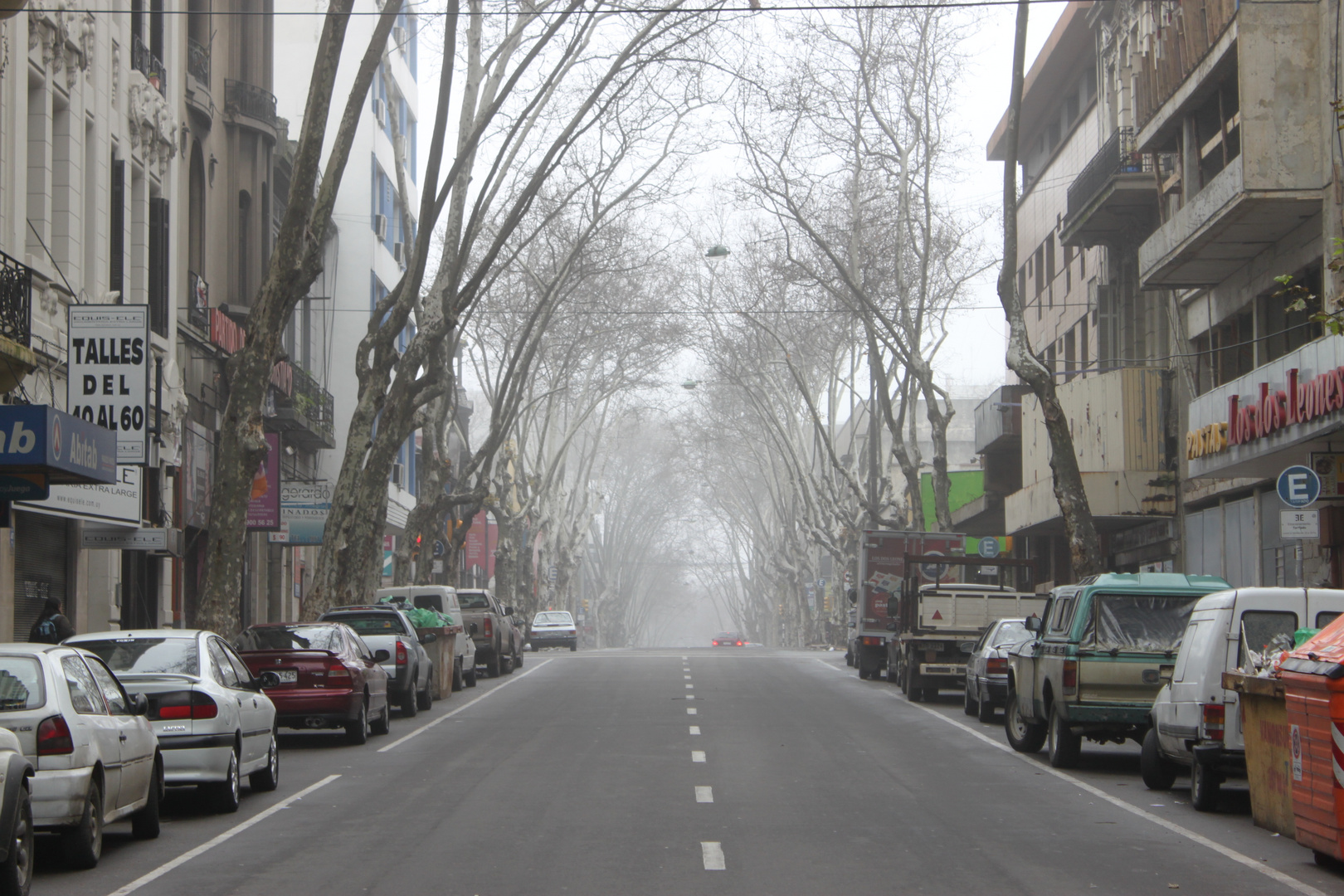 Neblina - Montevídeo - UR