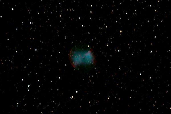 Nebulosa Dumbbell