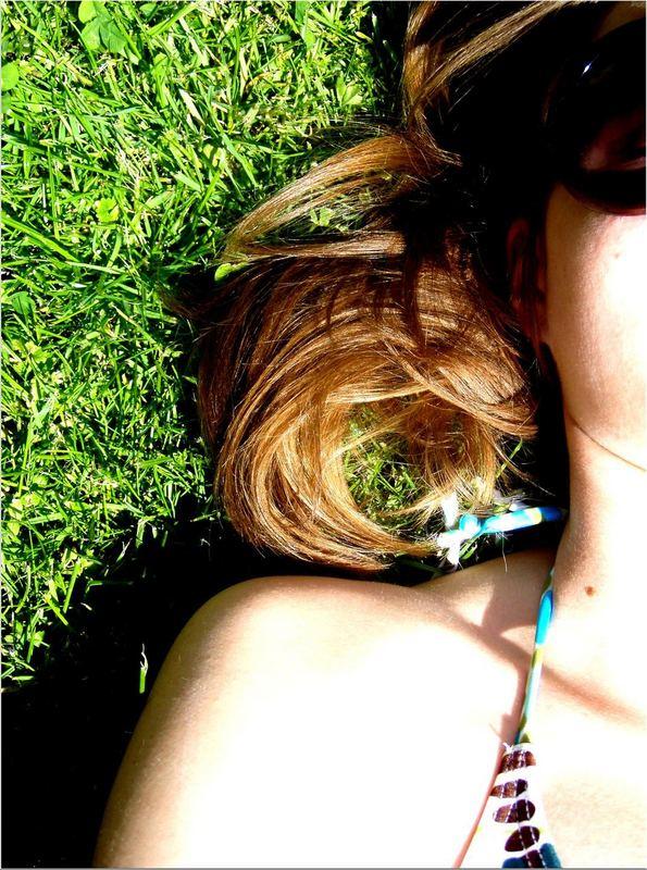 ... Neck & Hair ... Summerfeelings ... Summer .. Sun .. Whatever you want ...