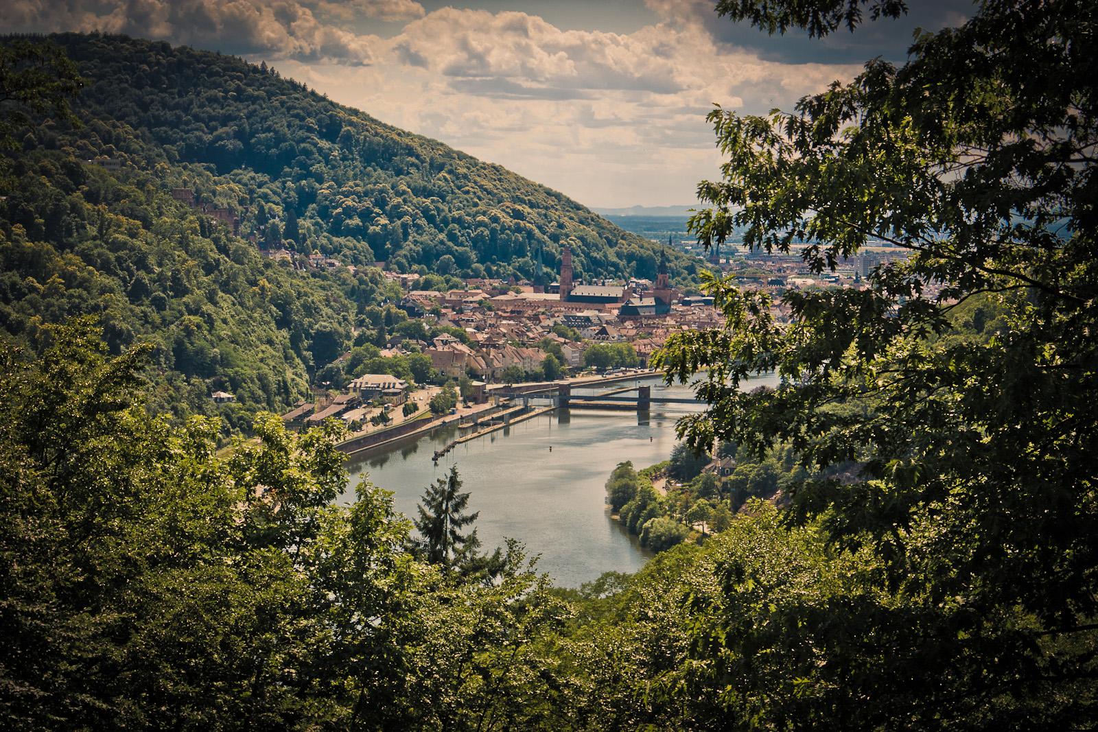 Neckar bei Heidelberg 3