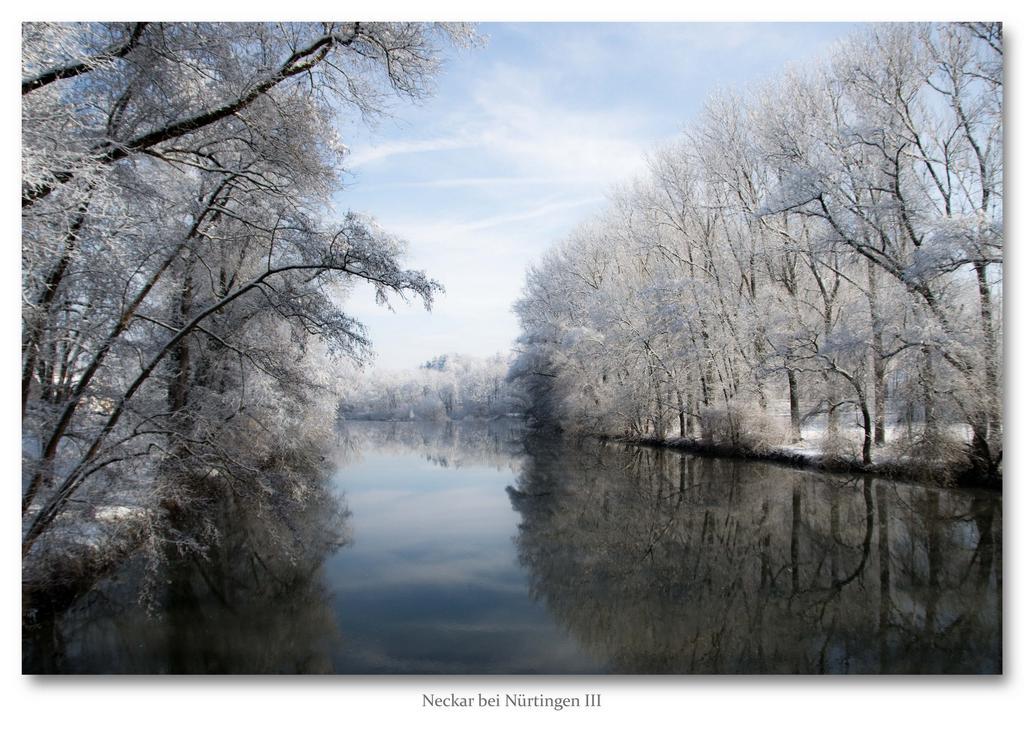 Neckar bei Nürtingen III