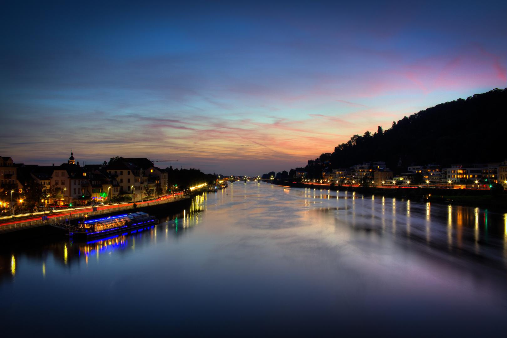 Neckar Brücke