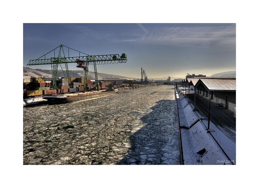 Neckar on Ice ;)