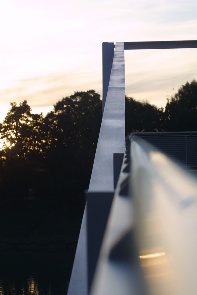 Neckarbrücke Fellbach