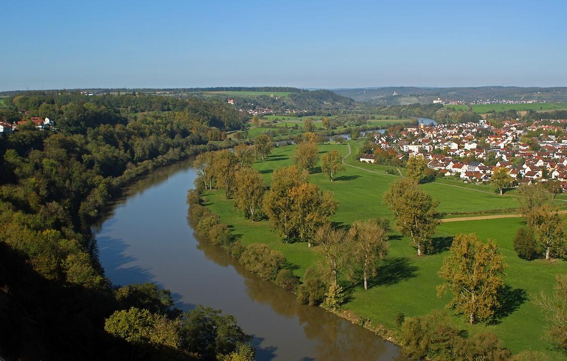Neckarlandschaft