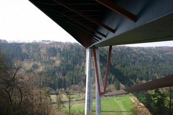 Neckartalbrücke Weitingen -2-