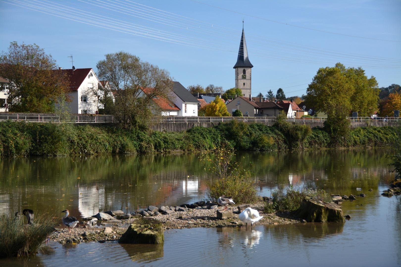 Neckarweihingen am Neckar